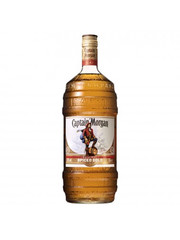 Captain Morgan Spiced Gold barrel bottle 1.5L