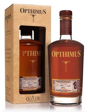 Opthimus 18 Years giftbox