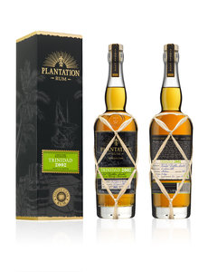Plantation Single Cask 2020 Trinidad 2002