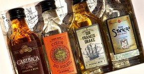 4 Soorten Rum