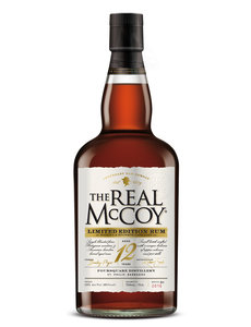 The Real McCoy 12 Year Madeira Limited edtion