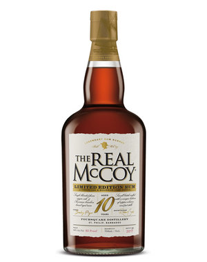 The Real McCoy 10 Year Virgin Limited Edtion