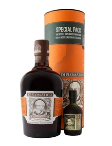 Diplomatico Mantuano Tall Canister