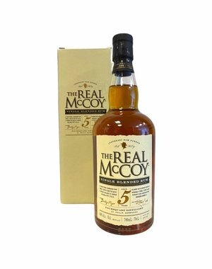 The Real McCoy 5 Year
