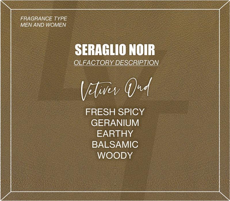 SERAGLIO NOIR