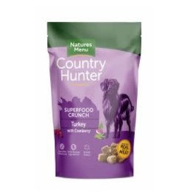 Natures Menu Natures Menu Country Hunter Superfood Crunch Turkey 1.2kg