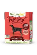 Nature Diet Nature Diet Feel Good Chicken, Lamb And Rice