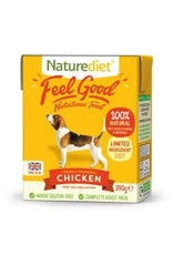 Nature Diet Nature Diet Feel Good Chicken And Rice 390g
