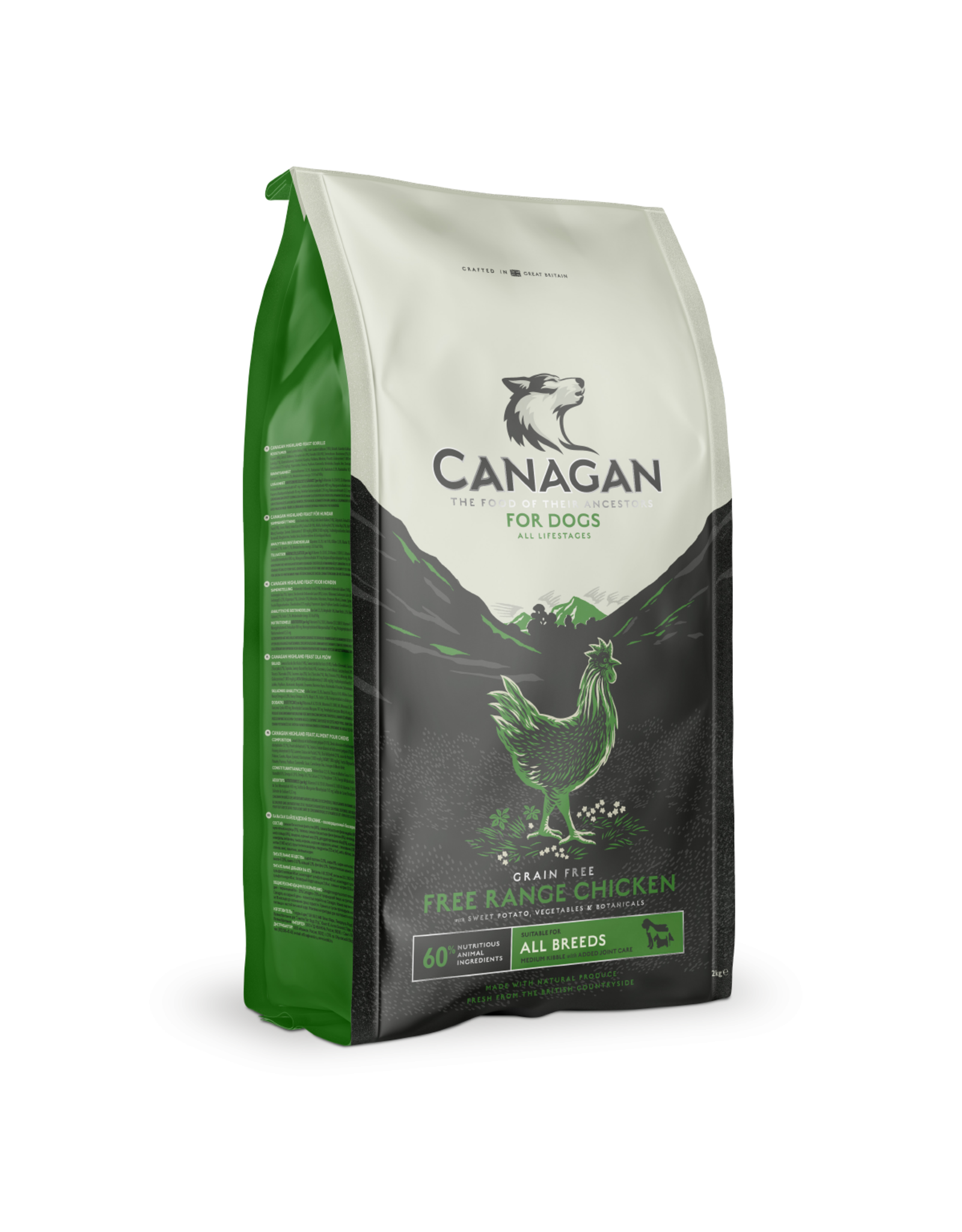Canagan Canagan Dog Free Range Chicken For All Breeds