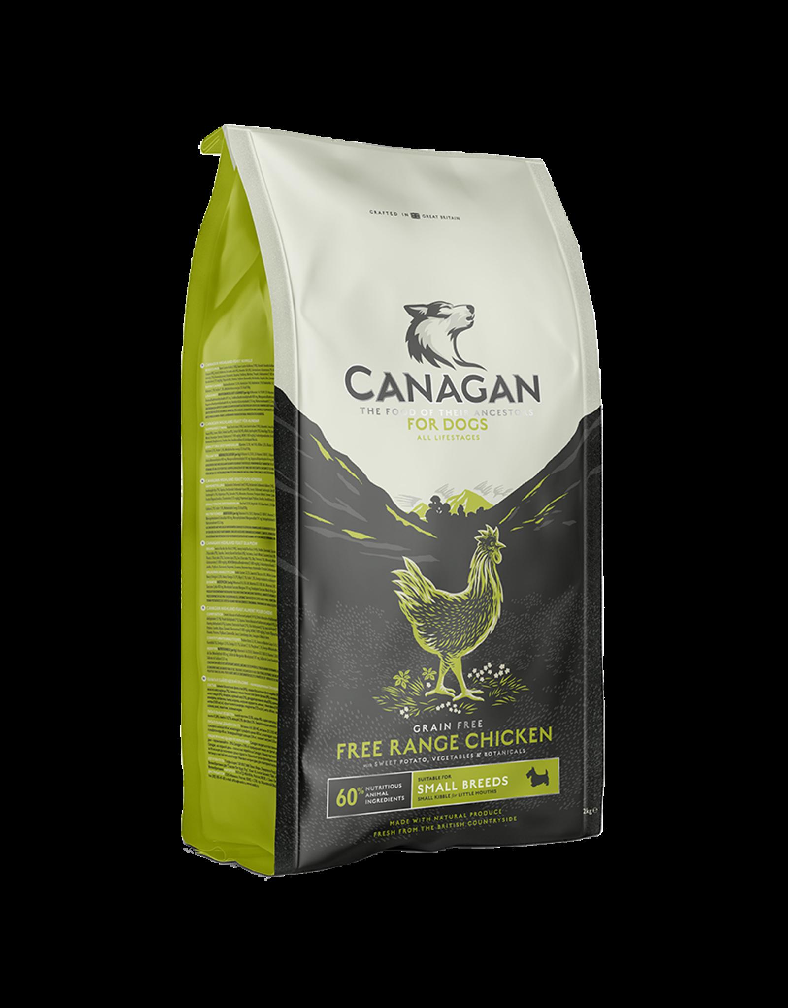 Canagan Canagan Free Range Chicken Small  Breed