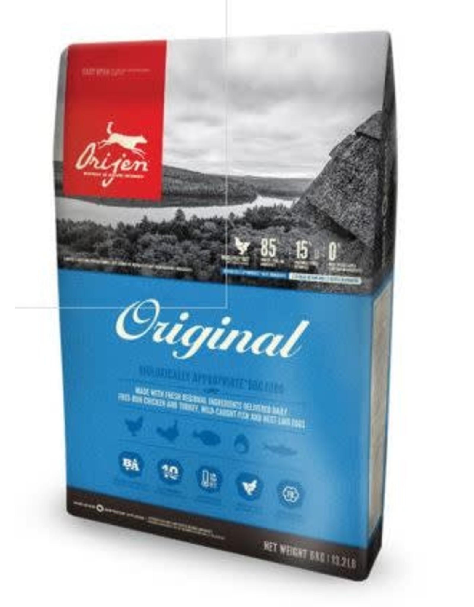 Orijen Orijen Original 85% Meat Dog Food