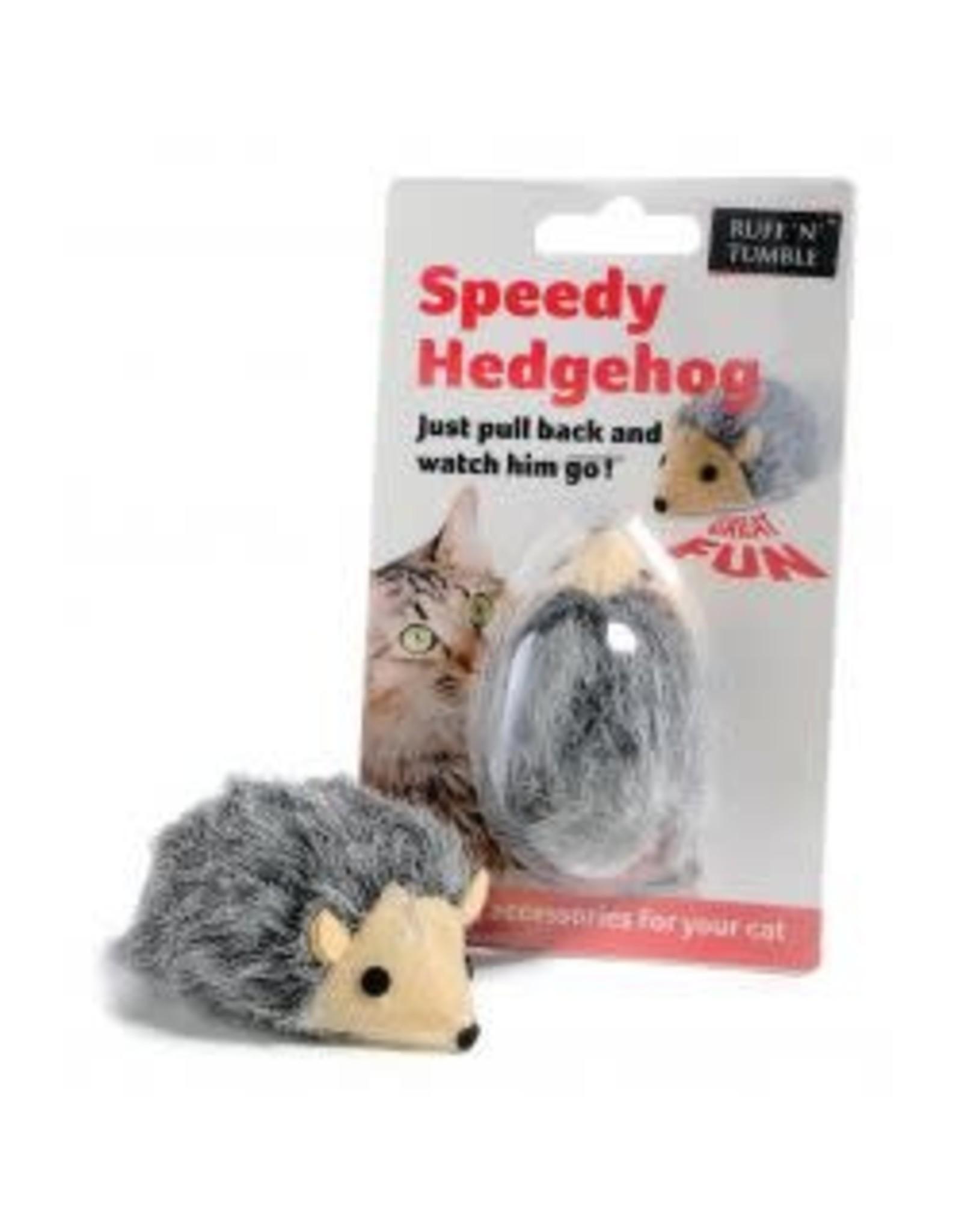Sharples Speedy Hedgehog Cat Toy