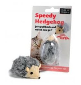 Sharples Speedy Hedgehog Cat Toy