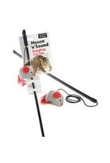 Sharples Mouse 'N' Sound Dangler Cat Toy