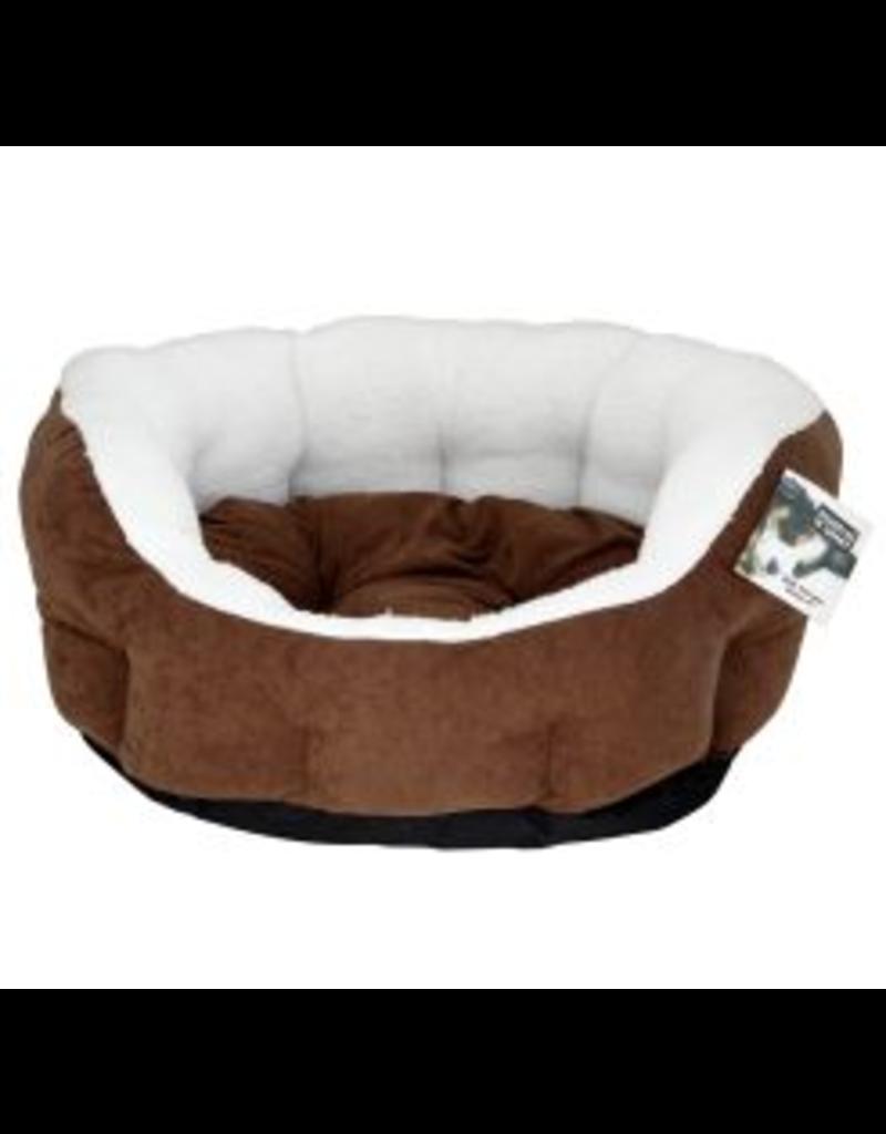 Sharples Choc & Plush Bed 61cm