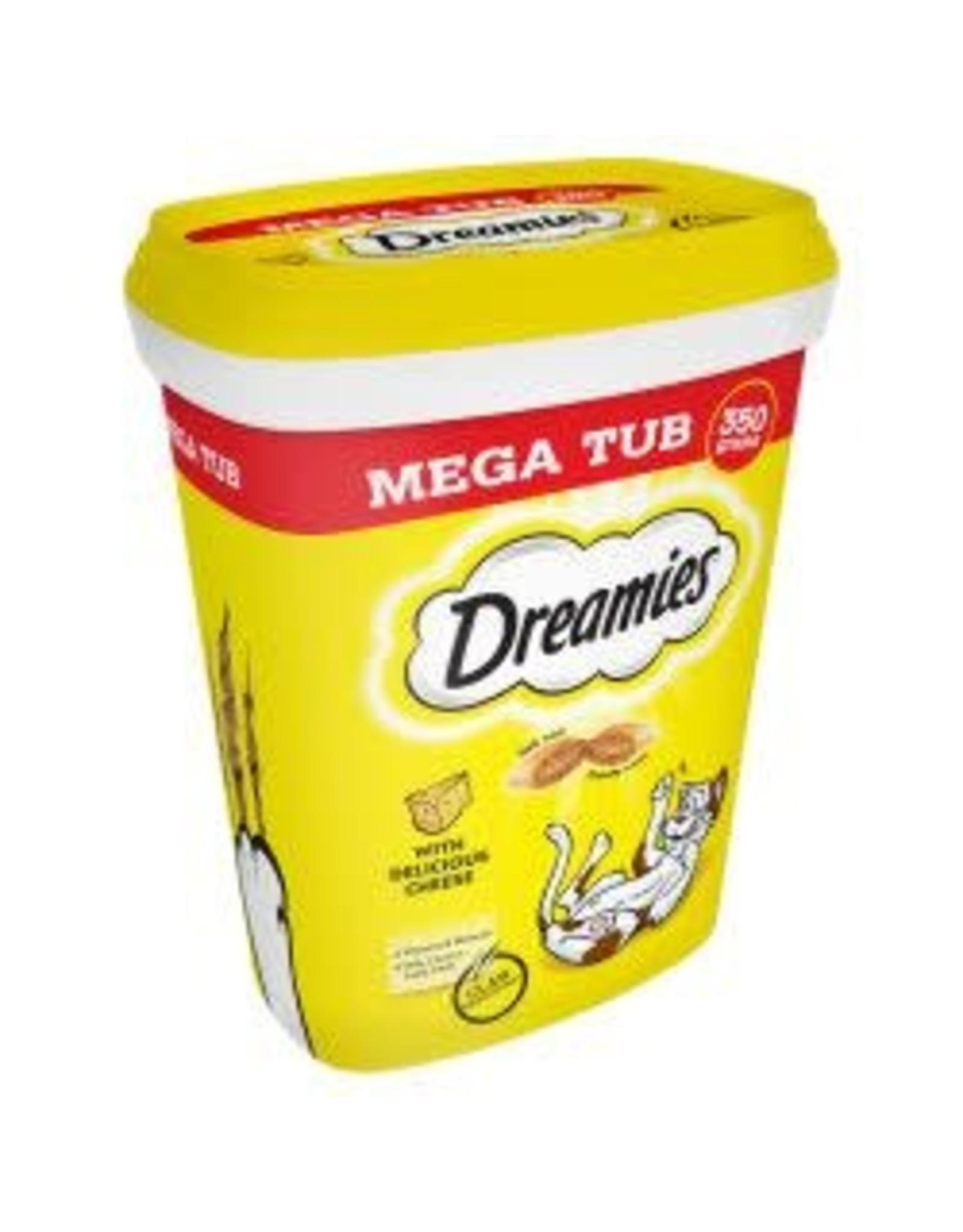 Dreamies Dreamies MEGA Tub 350g