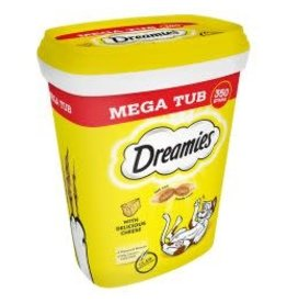 Dreamies Dreamies MEGA Tub 350g