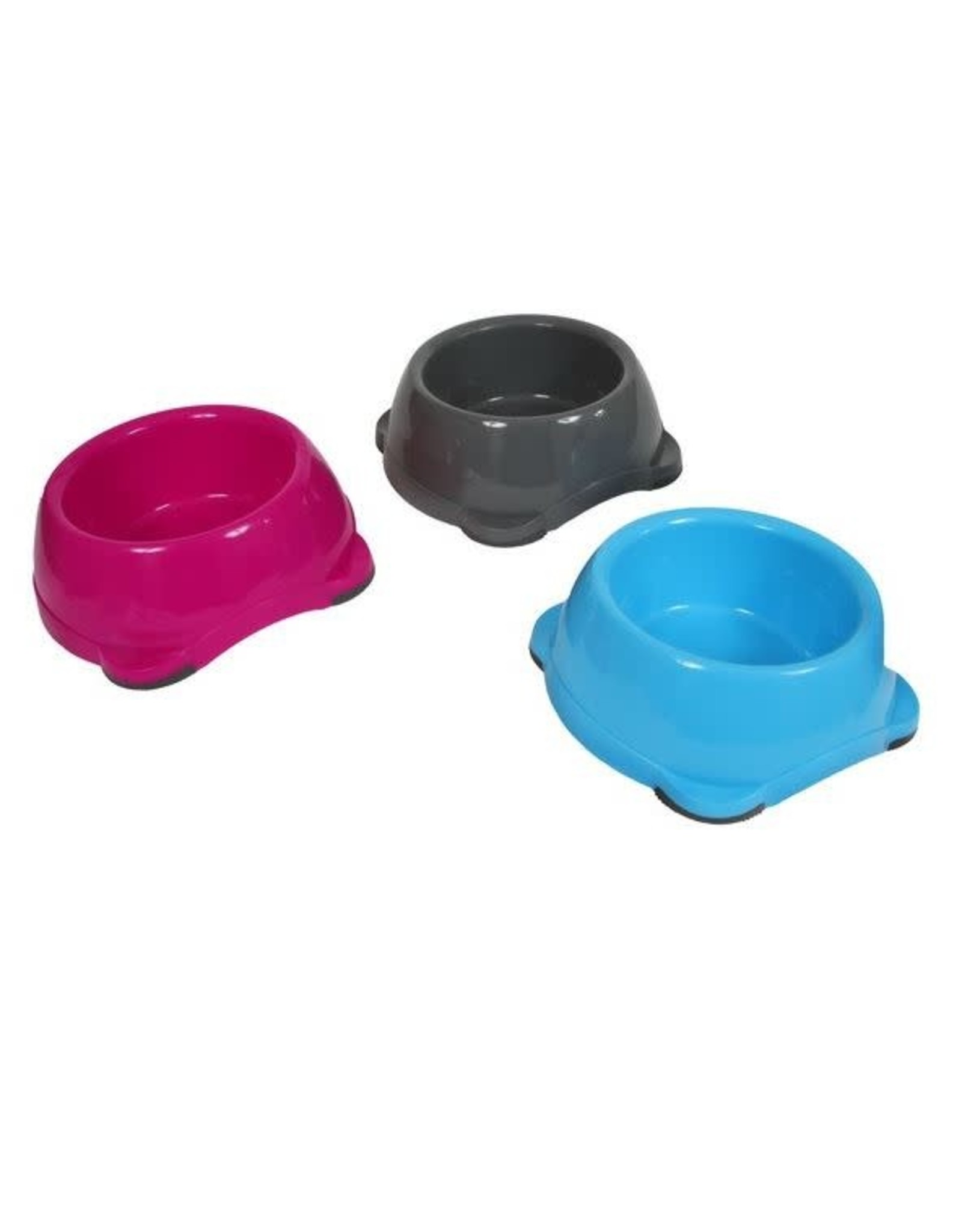 Animal Instincts Animal Instincts Plastic Dog Bowl 2L