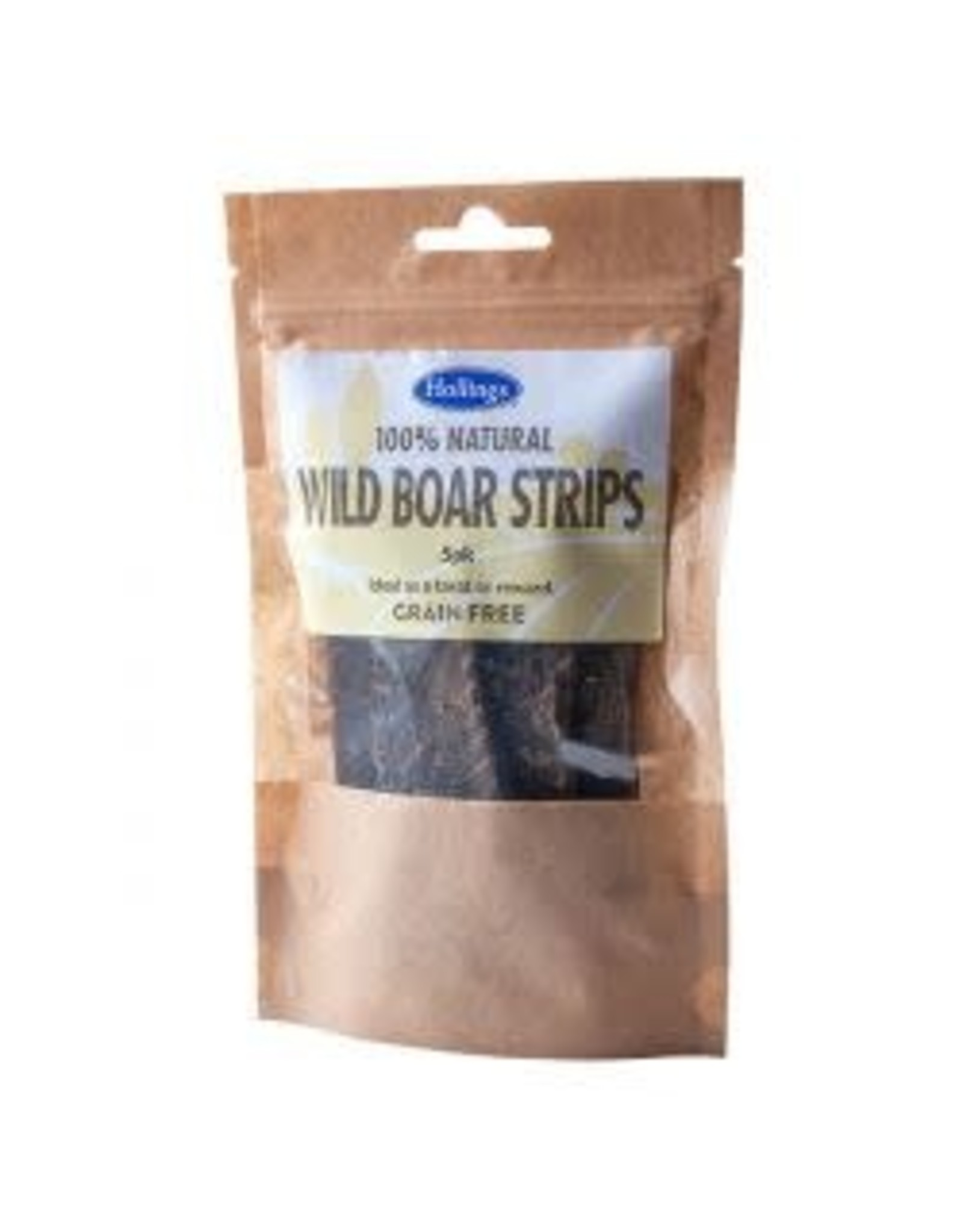 Hollings Hollings Wild Boar Strips 5 Pack