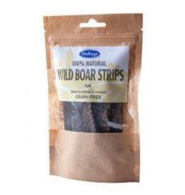 Hollings Hollings Wild Boar Strips 5 Pack