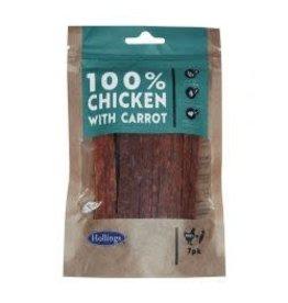 Hollings Hollings Chicken & Carrot Bar 7 pack