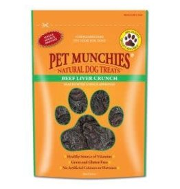 Pet Munchies Pet Munchies Beef Liver Crunch 90g