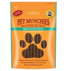 Pet Munchies Pet Munchies Beef Liver Stick 90g