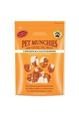 Pet Munchies Pet Munchies Chicken & Calcium Bone 100g