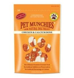 Pet Munchies Pet Munchies Chicken & Calcium Bone 100g