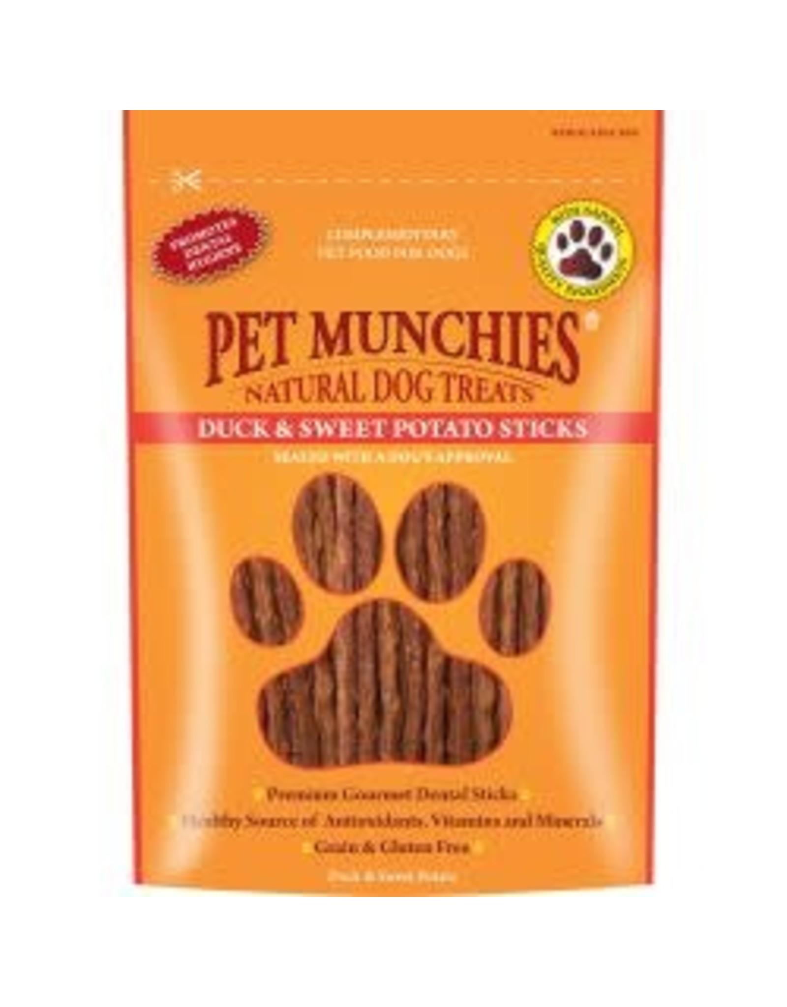 Pet Munchies Pet Munchies Duck & Sweet Potato Stick 90g