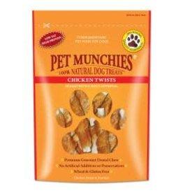 Pet Munchies Pet Munchies Chicken Twists 80g