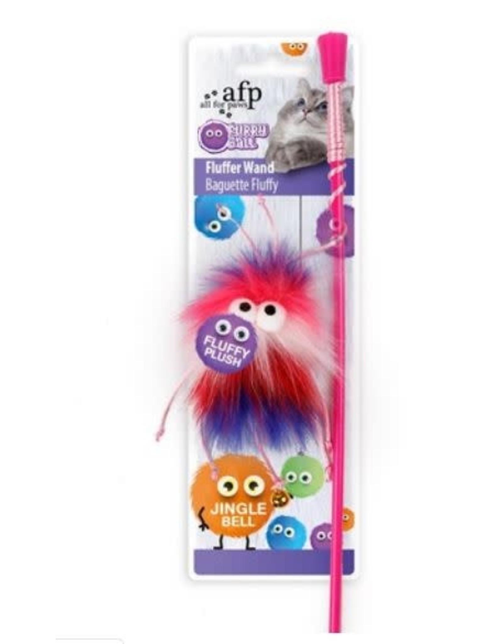 afp afp Furry Ball Fluffer Wand