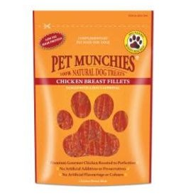 Pet Munchies Pet Munchies Chicken Breast Fillet 100g