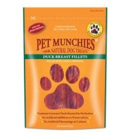 Pet Munchies Pet Munchies Duck Breast Fillet 80g