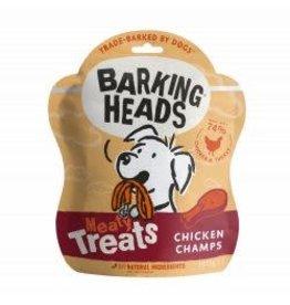 Barking Heads Barking Heads Chicken Champs Treats 100g