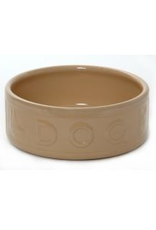 Mason Cash Lettered Ceramic Dog Bowl