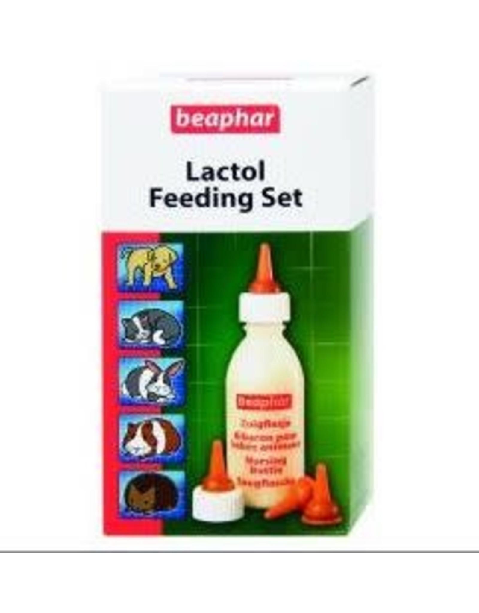 Beaphar Lactol Feeding Set For Kittens