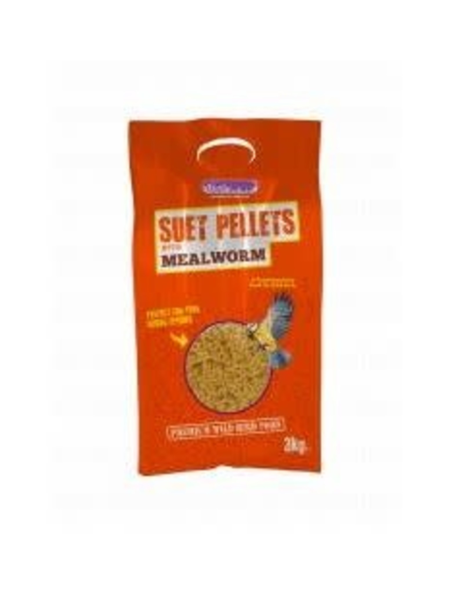 Suet To Go Suet Pellets Mealworm