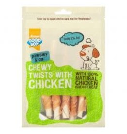 Armitage GB Chewy Twists Chicken 100g