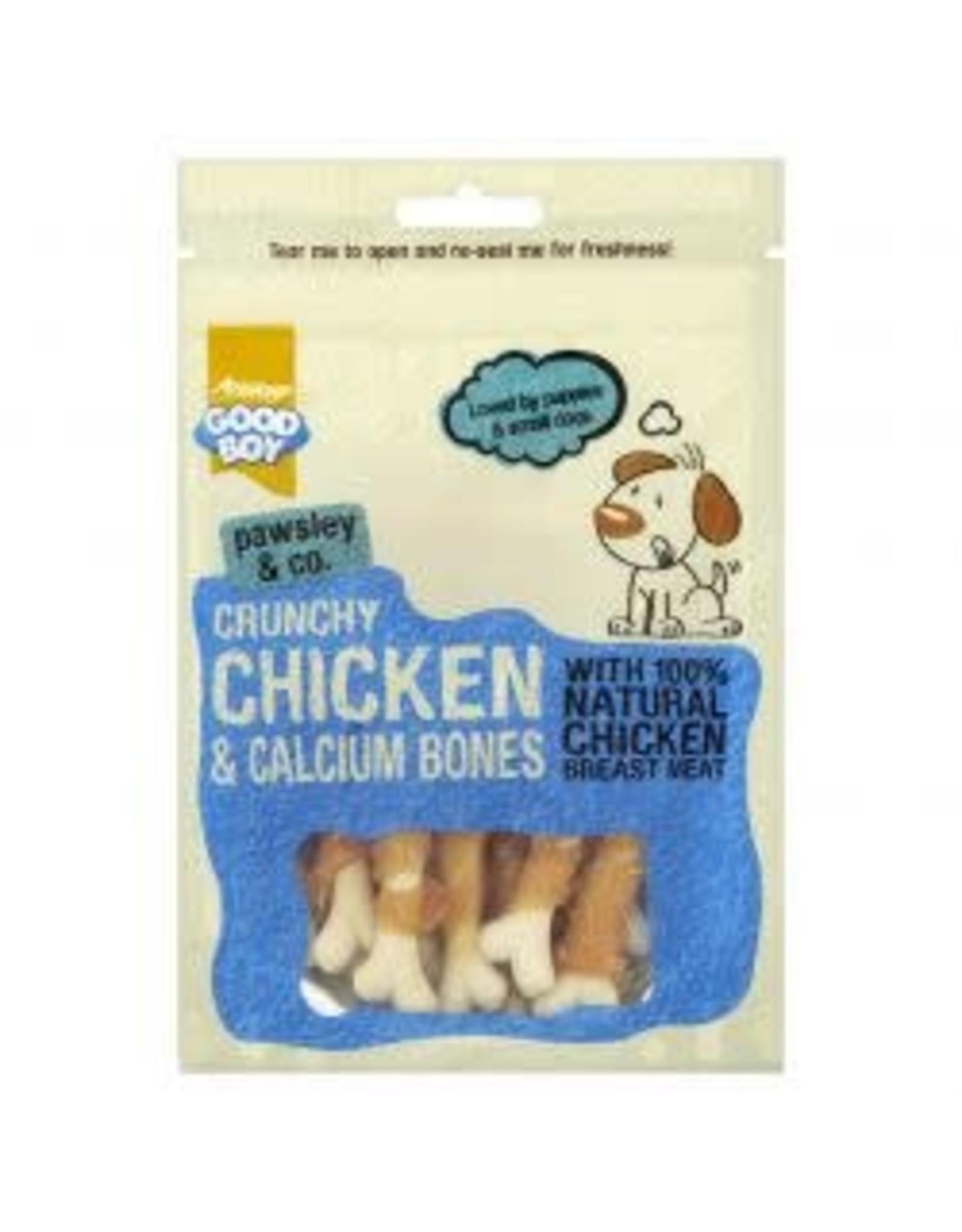 Armitage GB Chicken & Calcium Bones 100g