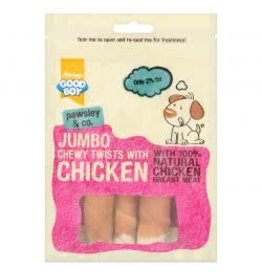 Armitage GB Jumbo Twists 100g