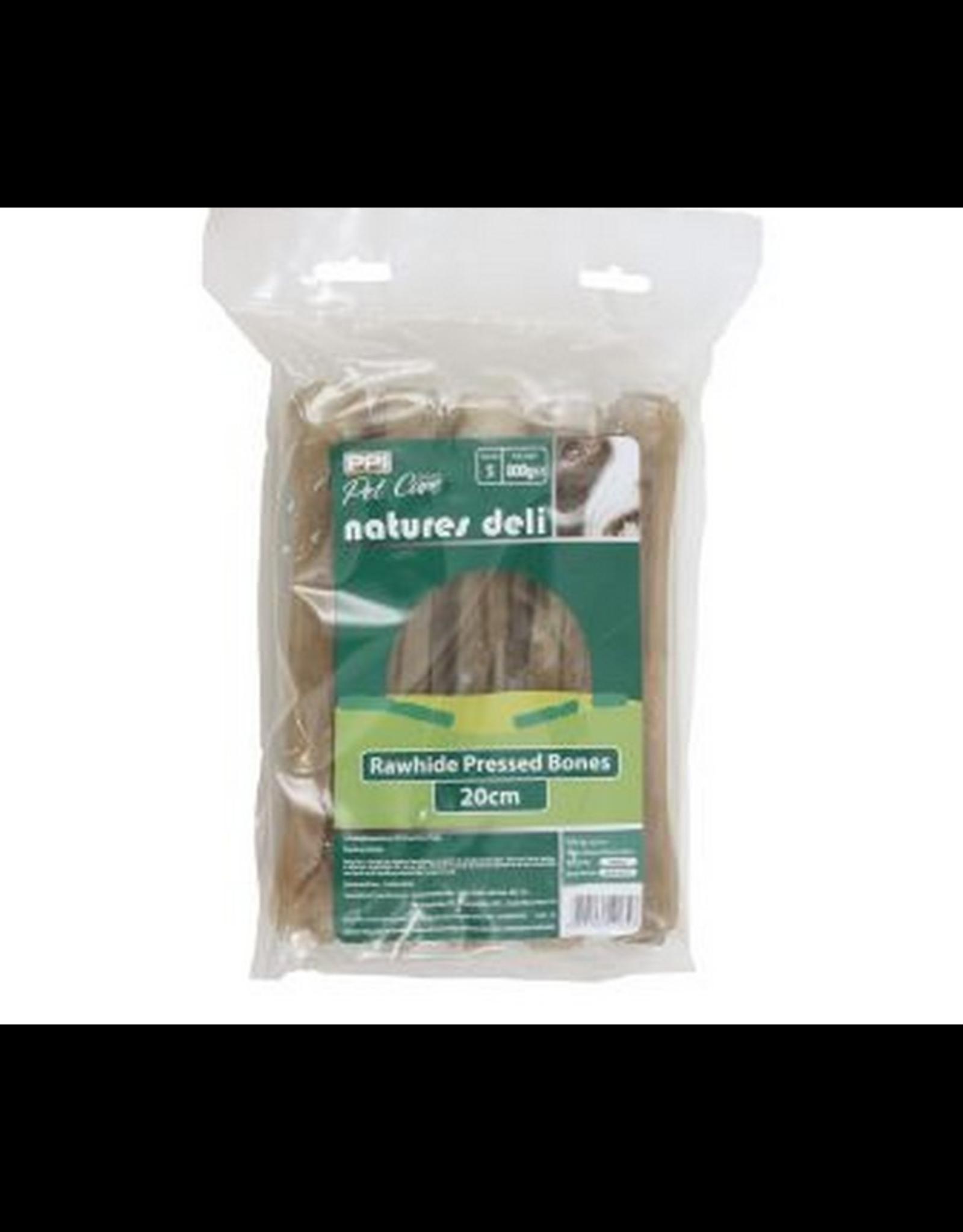 PPI Hide Bone 20cm 5 Pack