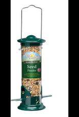 Harrison's Green Aluminium Seed Feeder
