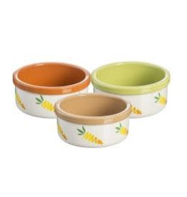 BestPets MC Carrot Bowl Assorted Colours