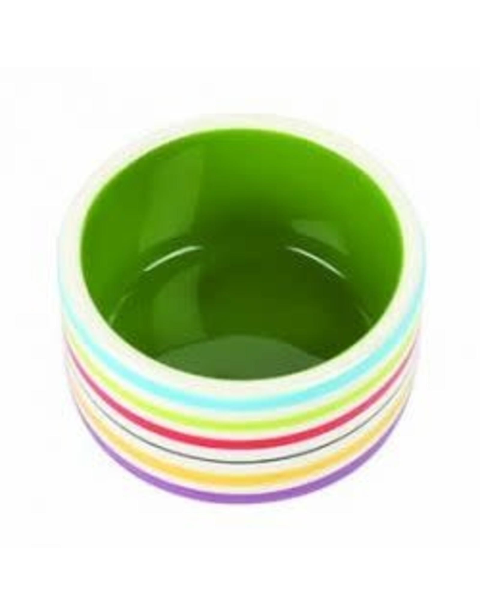 Mason Cash Small Animal Rainbow Bowl