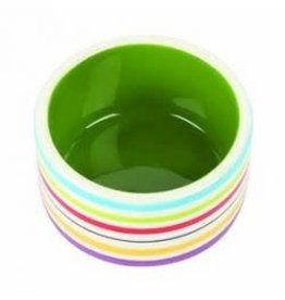 Mason Cash Small Animal Rainbow Bowl