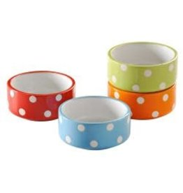 Mason Cash Polka Dot Small Animal Bowl
