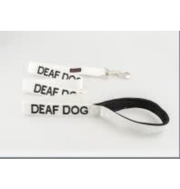 "Friendly Dog Friendly Dog ""Deaf Dog"" Lead 120cm"