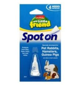 Bob Martin BM Small Animal Spot On 1 Pack