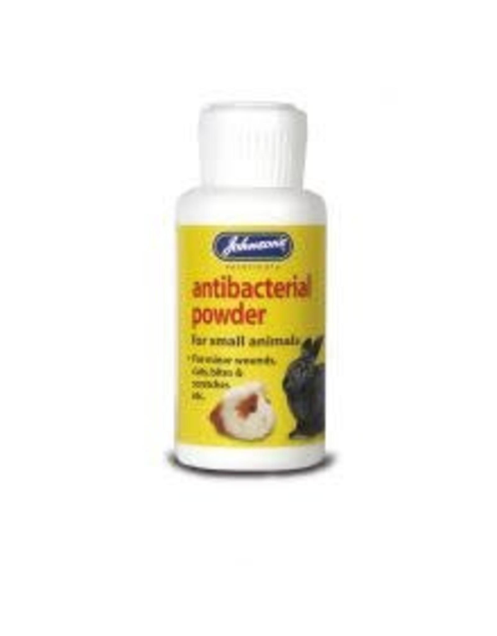 Johnsons Veterinary Products Johnsons Small Animal Antibacterial Powder